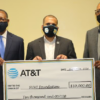 SUNO Awarded $10000 Grant From AT&T Louisiana