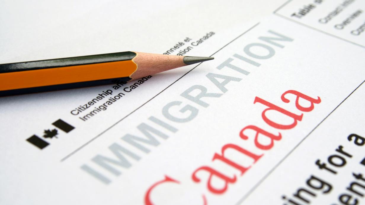 Passeport pour demande de permis immigration