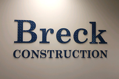 Breck Construction Company, Inc.
