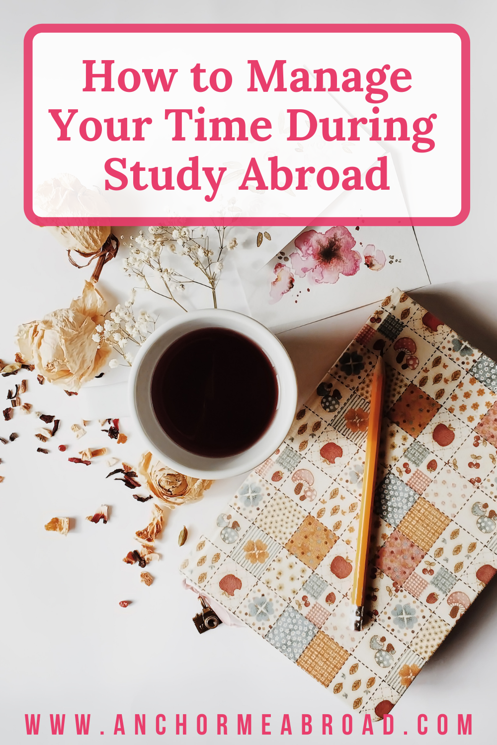 study abroad time management