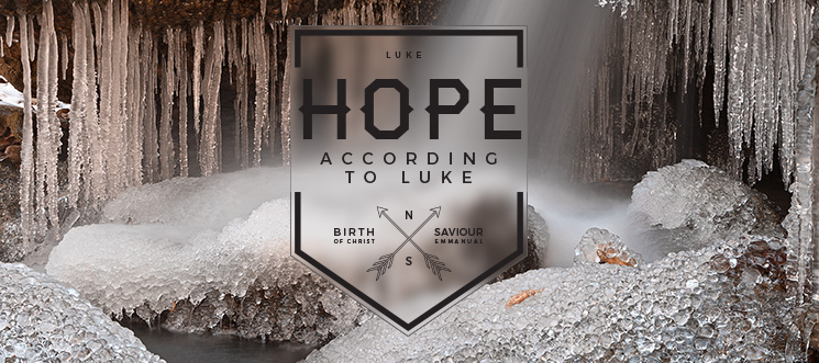 Hope according to Luke