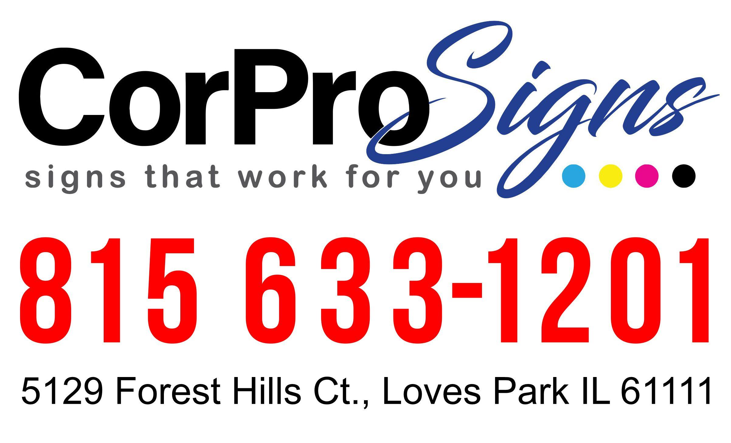 CorPro Signs