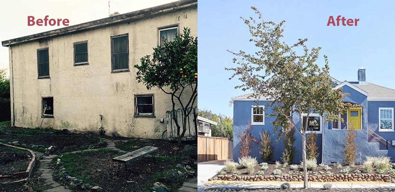 Buyer's Ramona Properties With Major Repairs