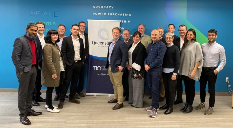DMC Attends FAST Qld program in San Francisco