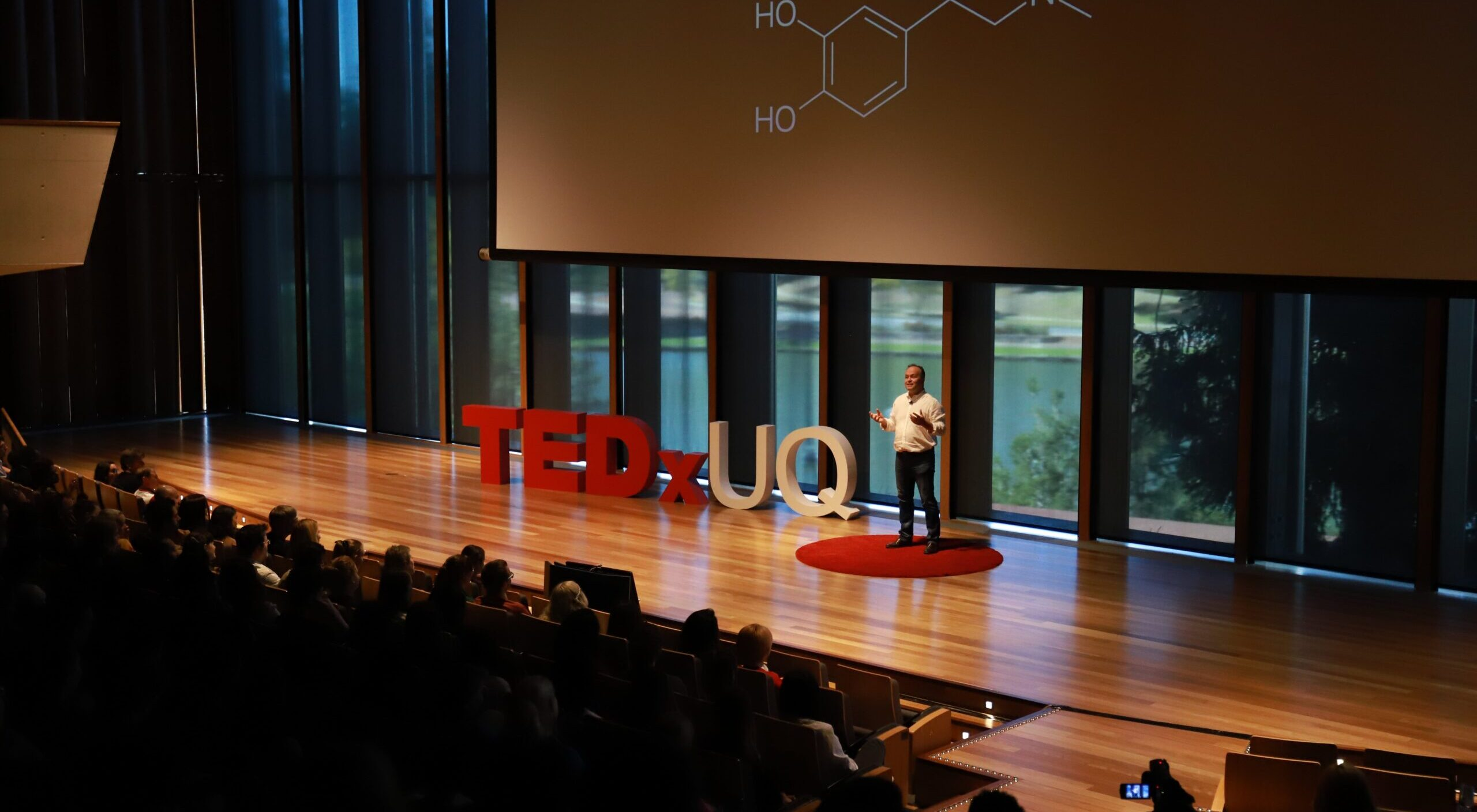 Nothing is Impossible – TEDxUQ 2019
