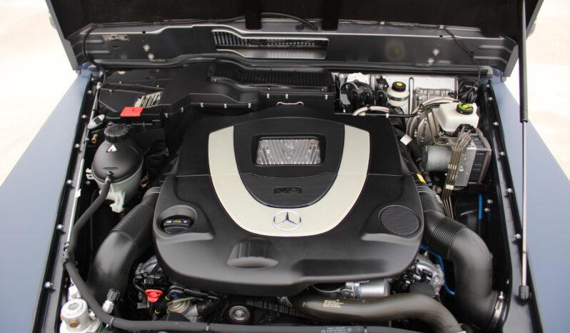 2014 Mercedes-Benz G-550 full
