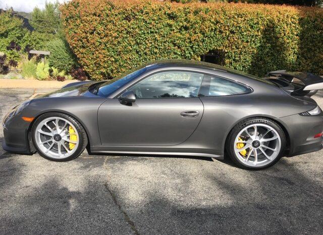 2015 Porsche 911 GT3 full