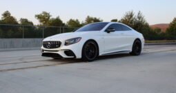 2018 Mercedes-Benz S63 Coupe