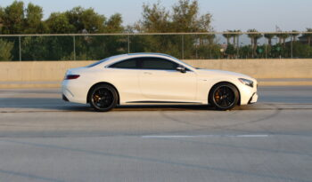 2018 Mercedes-Benz S63 Coupe full