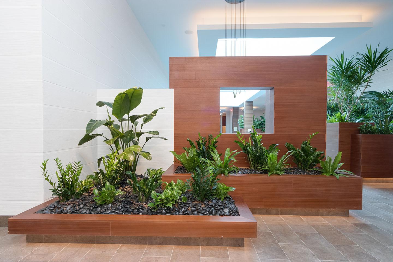 AgroSci Plant Installation at Rock Spa