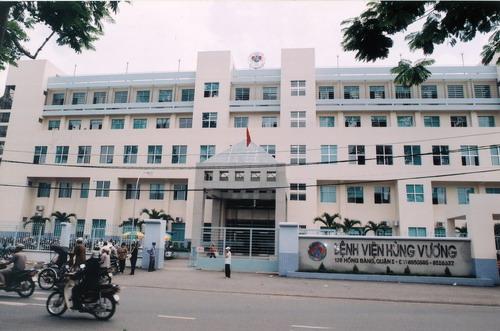 cham cong Benh vien hung vuong