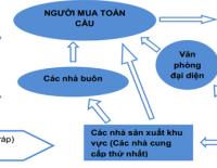 cac doanh nghiep det may cua Viet nam trong chuoi gia tri toan cau