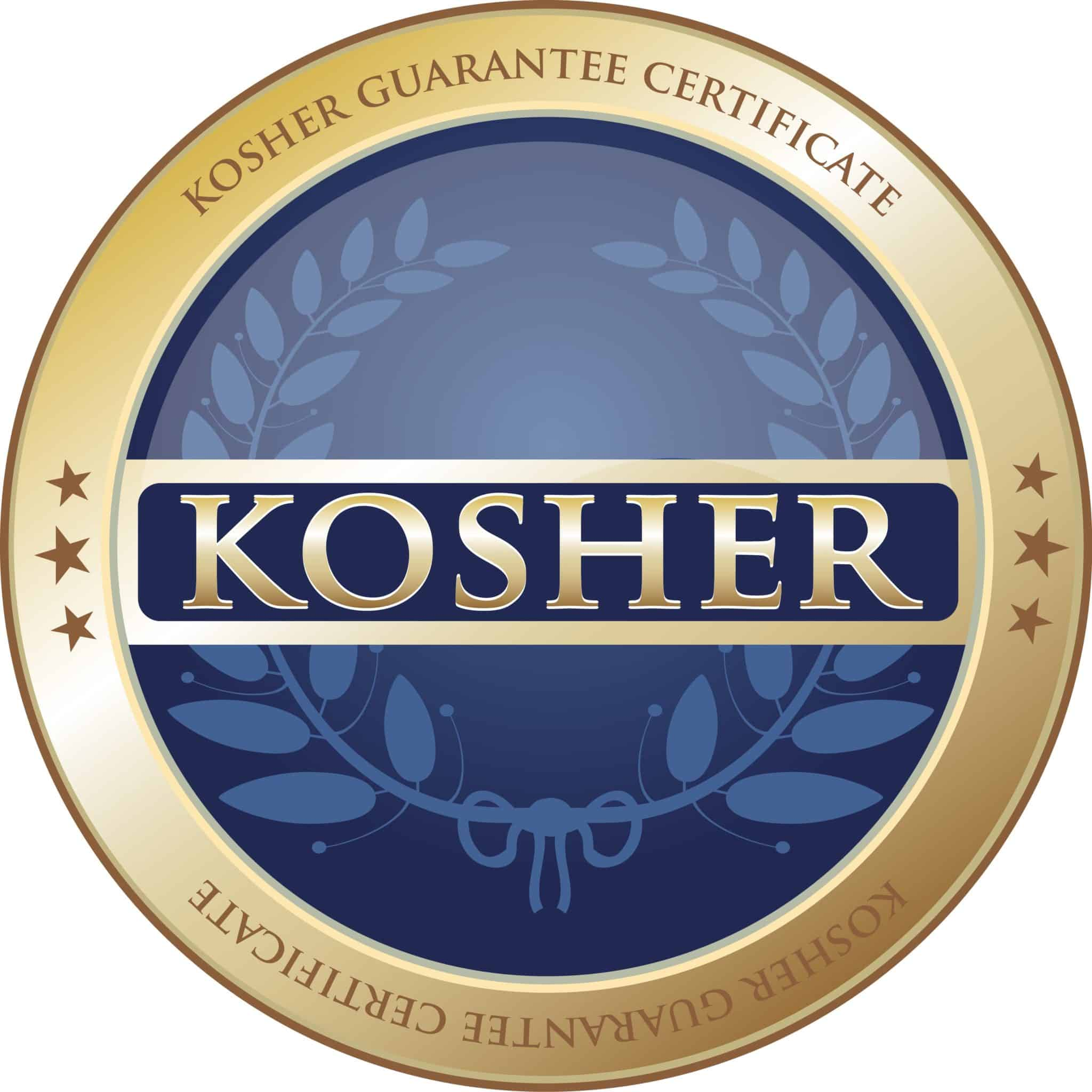 Kosher vitamin manufacturer, kosher certified vitamin manufacturer