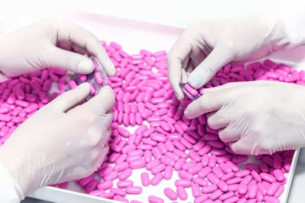 Contract Vitamin Manufacturer