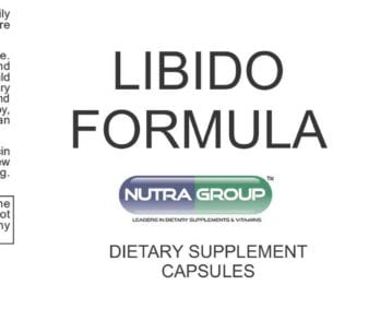 Private Label Libido Booster for Men
