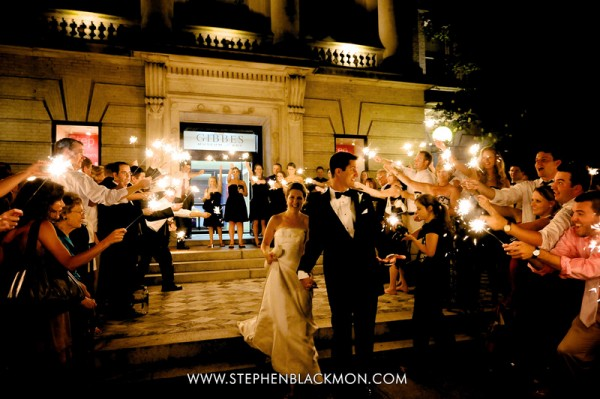 Weddings in Charleston