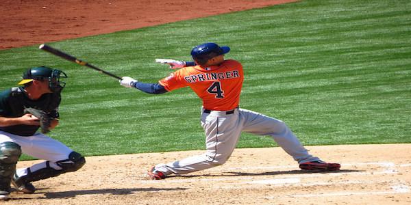 George Springer Fantasy Baseball