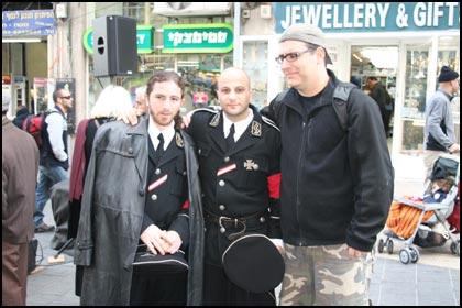 Nazis in Jerusalem