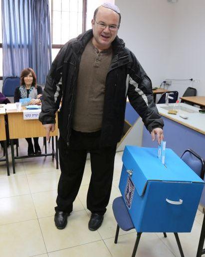 The Author Voting
