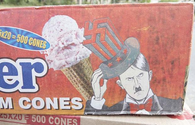 Hitler Ice Cream