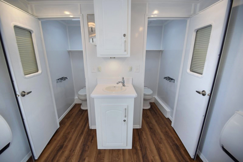 drug testing trailers two rooms