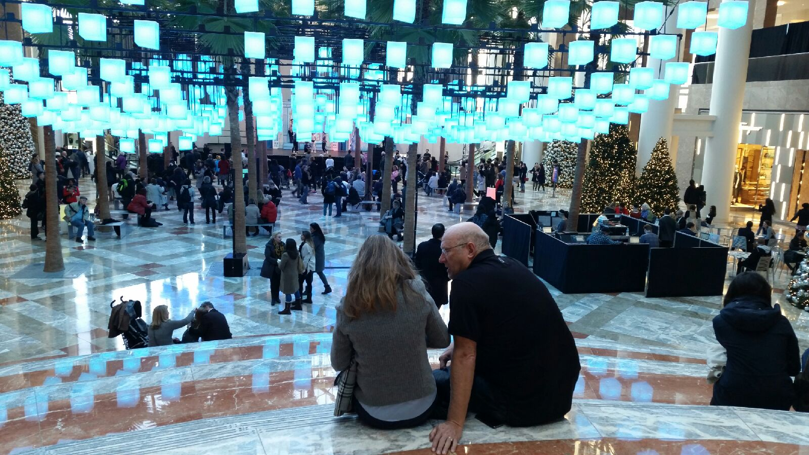 Brookfield Place Shopping