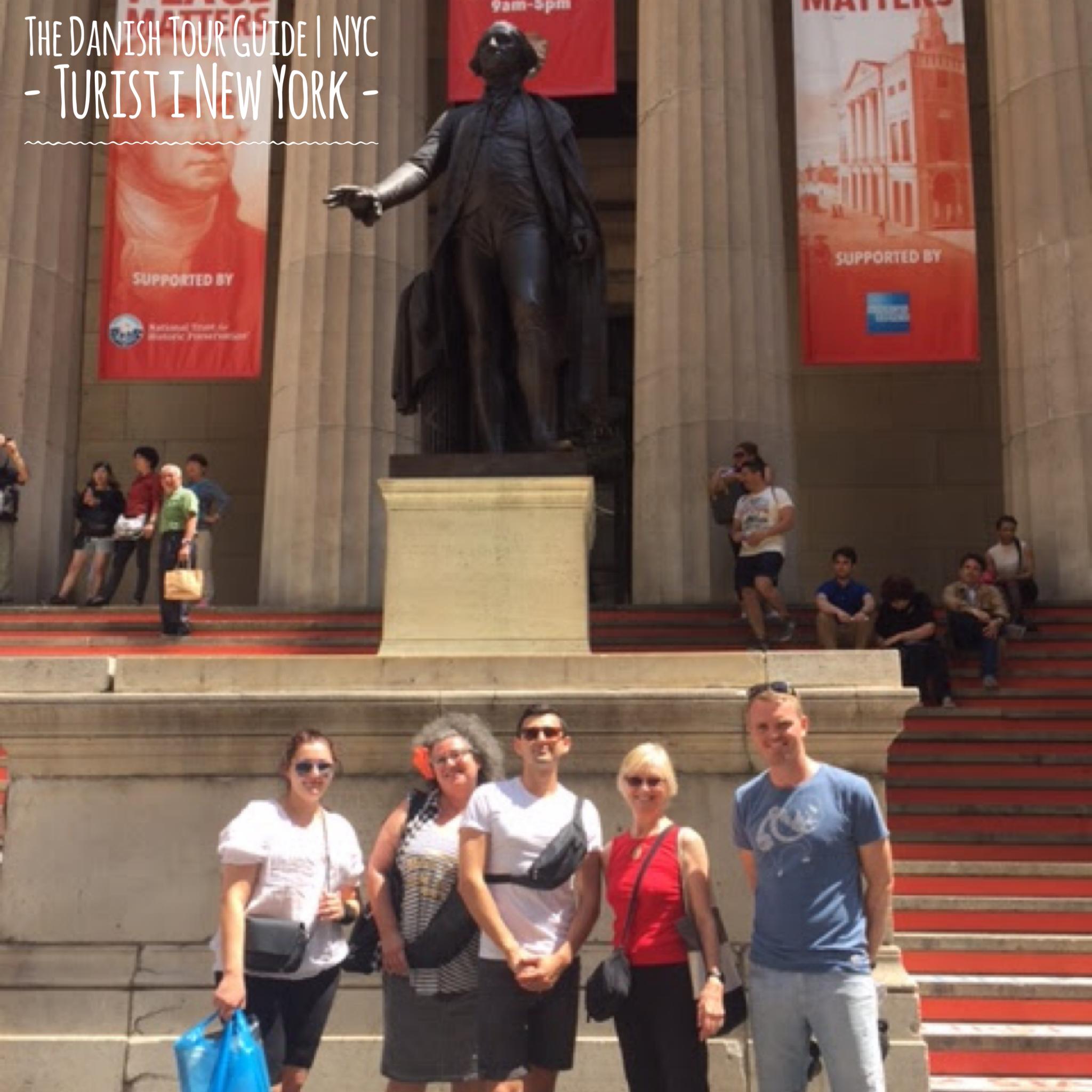 Turist i New York - The Danish Tour Guide