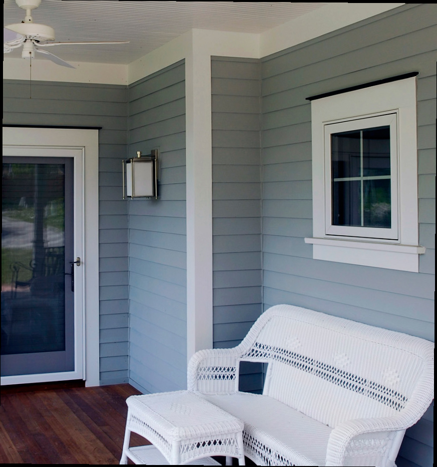 Versatex Trimboard Porch