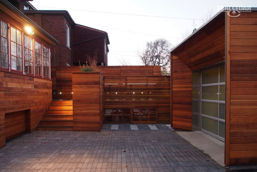 Western Red Cedar Exterior Trim Boards