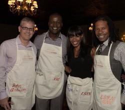 2015 HSF Celebrity Waiter Night