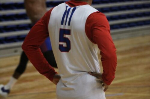 UniversitY of West Georgia's Basketball Player