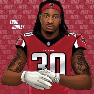Atlanta Falcons' Todd Gurley