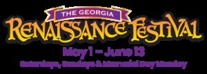 The Georgia Renaissance Festival 2021 Logo