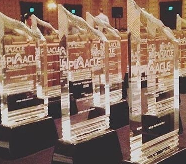 WOLF Radio wins 4 CMA Pinnicale Award Trophies