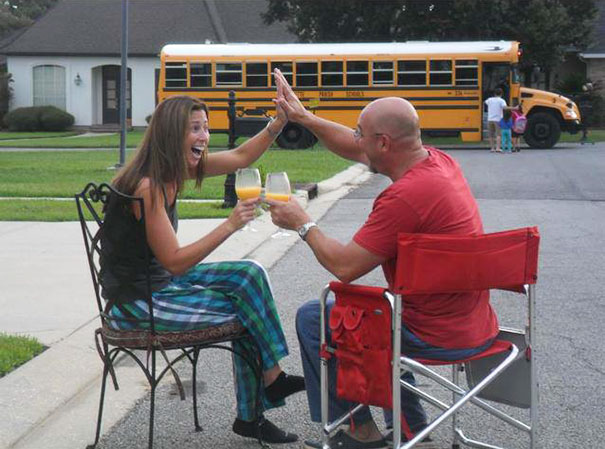 Back to School: Making New Friends as a Parent