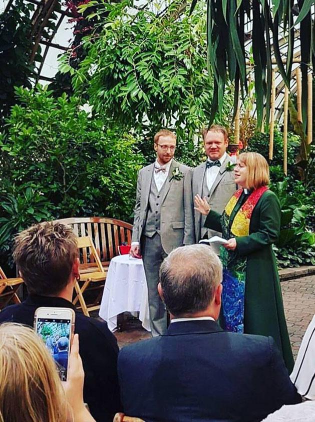 toronto elope wedding