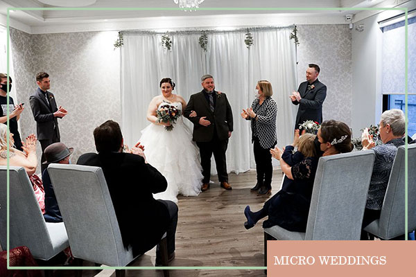 micro weddings toronto