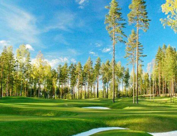 Linna Golf, Finland