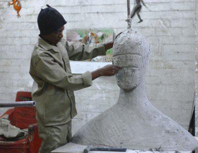 Washington Sculpture Conceptual Match