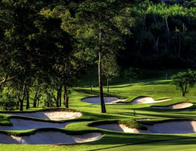 Siam Country Club Pattaya Old Course, Thailand