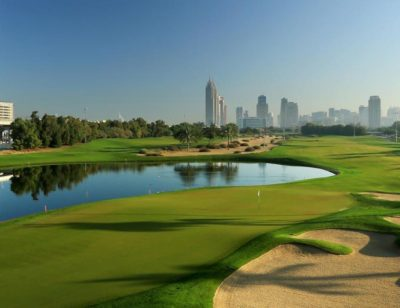 Emirates Golf Club (Faldo Course), UAE