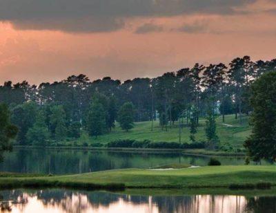 RTJ Grand National Golf – Lake Course, USA