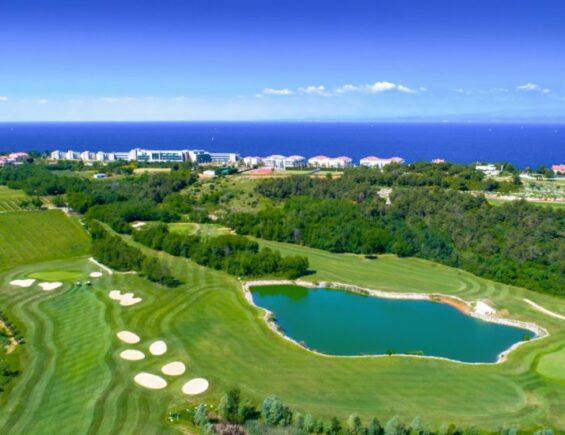 Adriatic Golf Course, Croatia