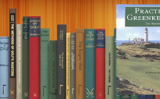 Golf Books #308 (Practical Greenkeeping)