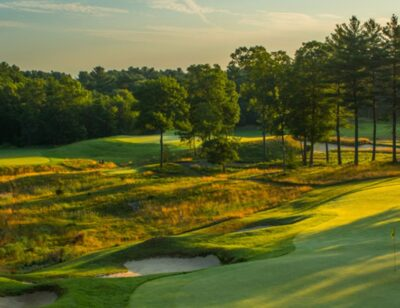 Boston Golf Club, USA