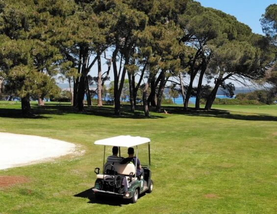 Brijuni Golf Course, Croatia