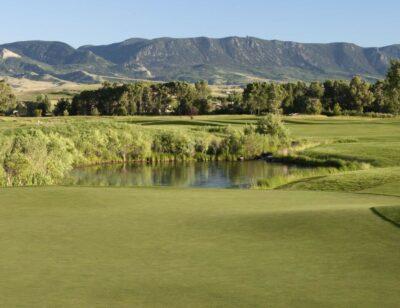 Powder Horn Golf Club, Wyoming