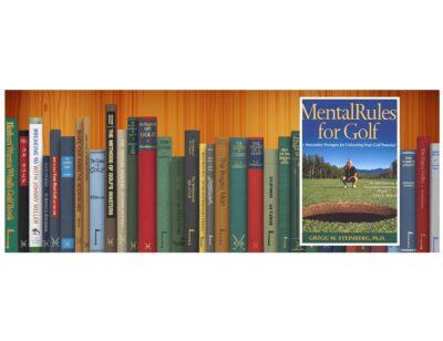 Golf Books #351 (Mental Rules for Golf)