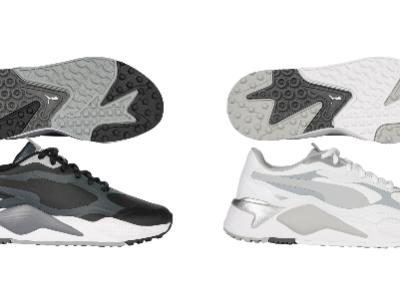 PUMA Golf Launch RSG Footwear
