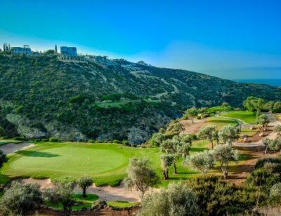 Aphrodite Hills Golf Course, Cyprus